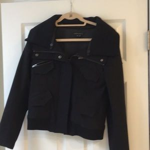 Theory jacket (Black) size medium